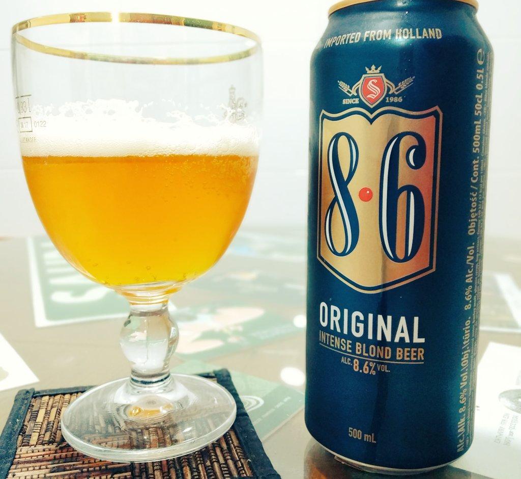 Cerveza holandesa Baviera 8,6