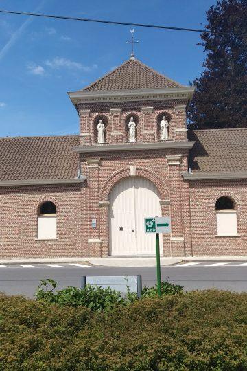 Abadía Saint Sixtus Westvleteren, en Bélgica.